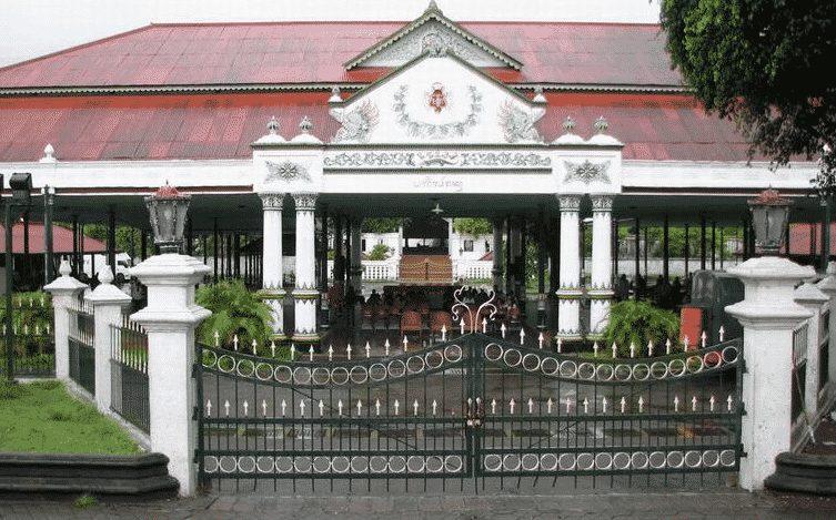 gambar Sejarah Keraton Yogyakarta