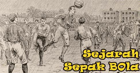 gambar Sejarah Sepak Bola