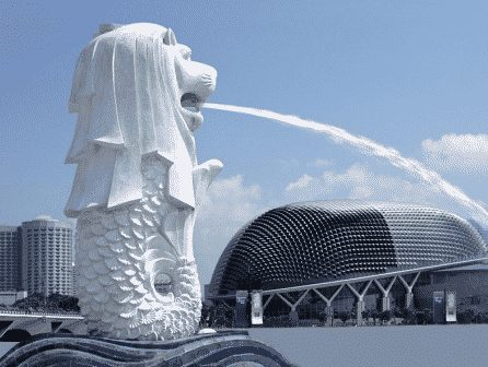 gambar Sejarah Singapura