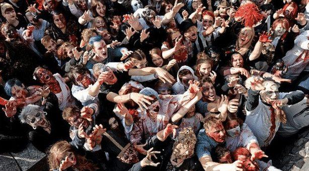 gambar Sejarah Zombie