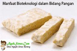 gambar Manfaat Bioteknologi dalam Bidang Pangan