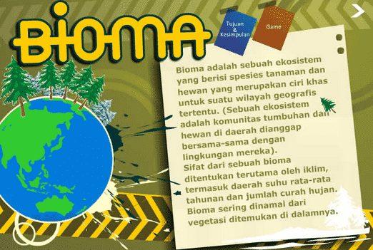 gambar bioma