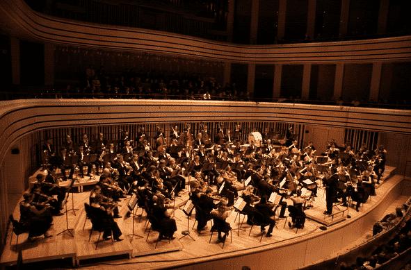 gambar pengertian musik ansambel