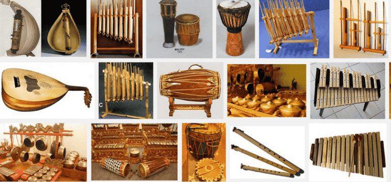 gambar ragam musik indonesia