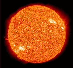 Pengertian Matahari : Ciri, Gambar dan Bagian matahari