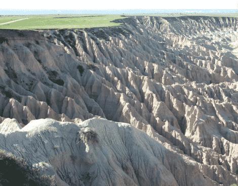 penyebab erosi