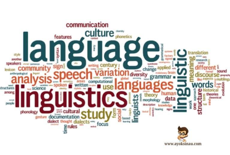 Pengertian-Linguistik-dan-Menurut-Para-ahli