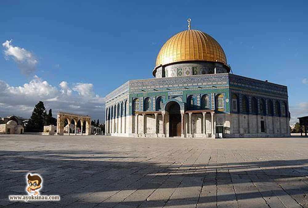 Sejarah-Masjid-Al-aqsa