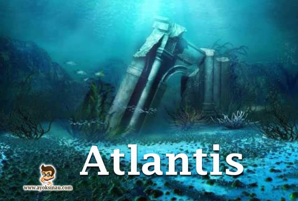 Sejarah-Atlantis