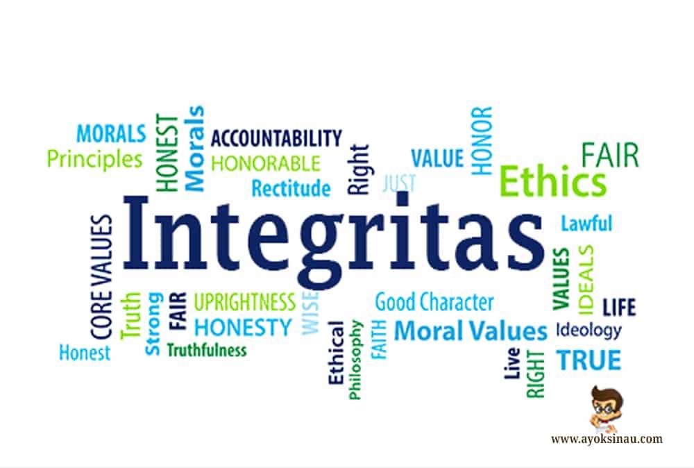 pengertian-integritas