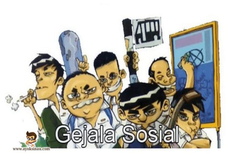 Gejala-Sosial
