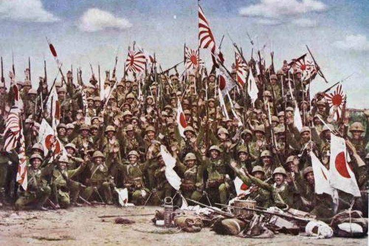 Kemenangan Pasukan Jepang
