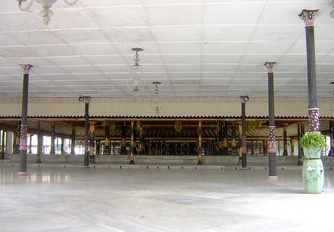 Makna Tata Ruang Kraton Yogyakarta