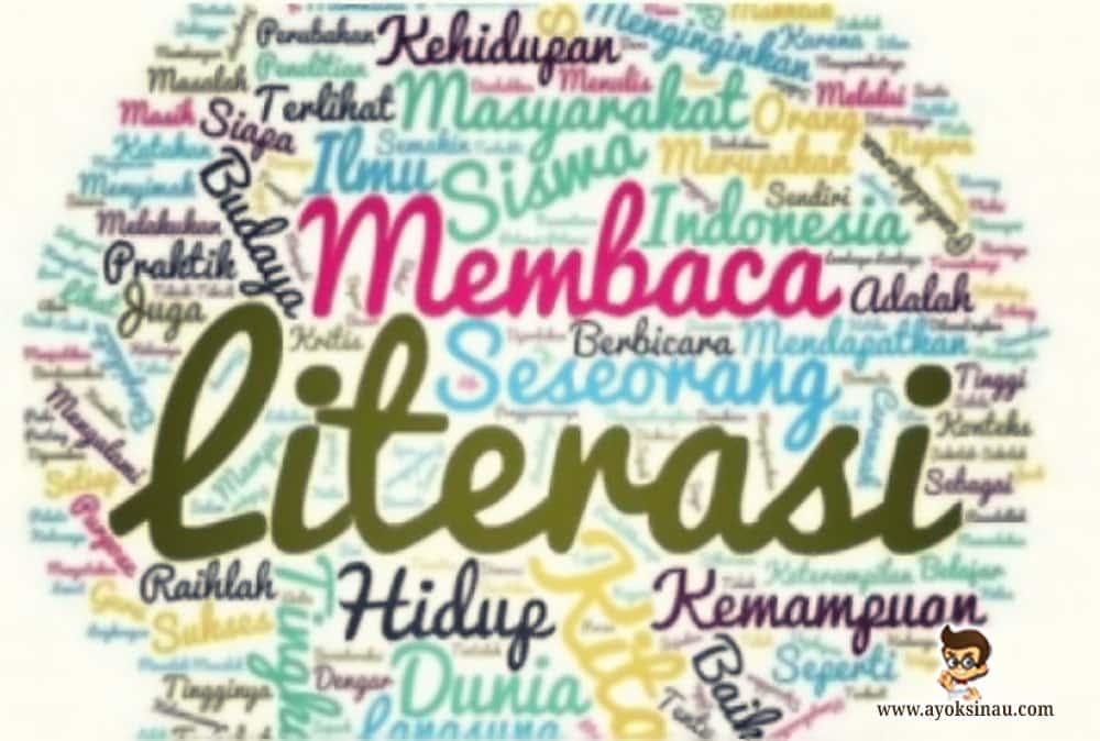 Pengertian-Literasi