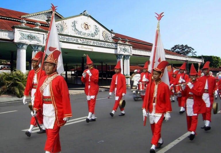 Prajurit Kraton Ngayogyakarta Hadiningrat