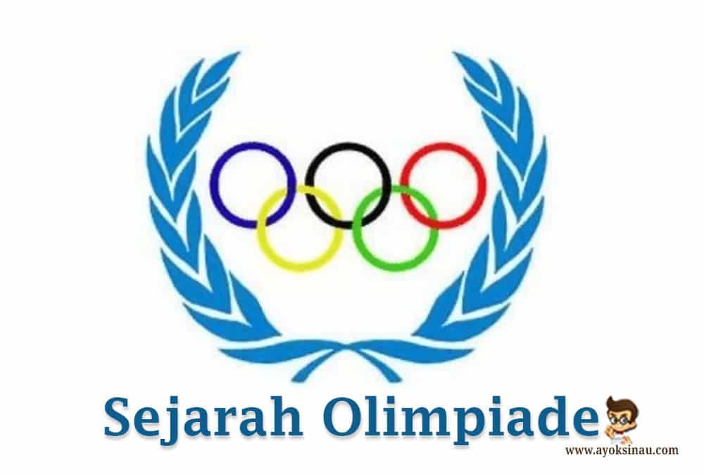 Sejarah-Olimpiade