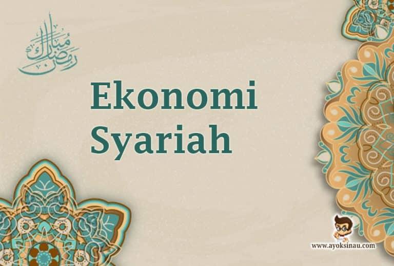 perekonomian-syariah