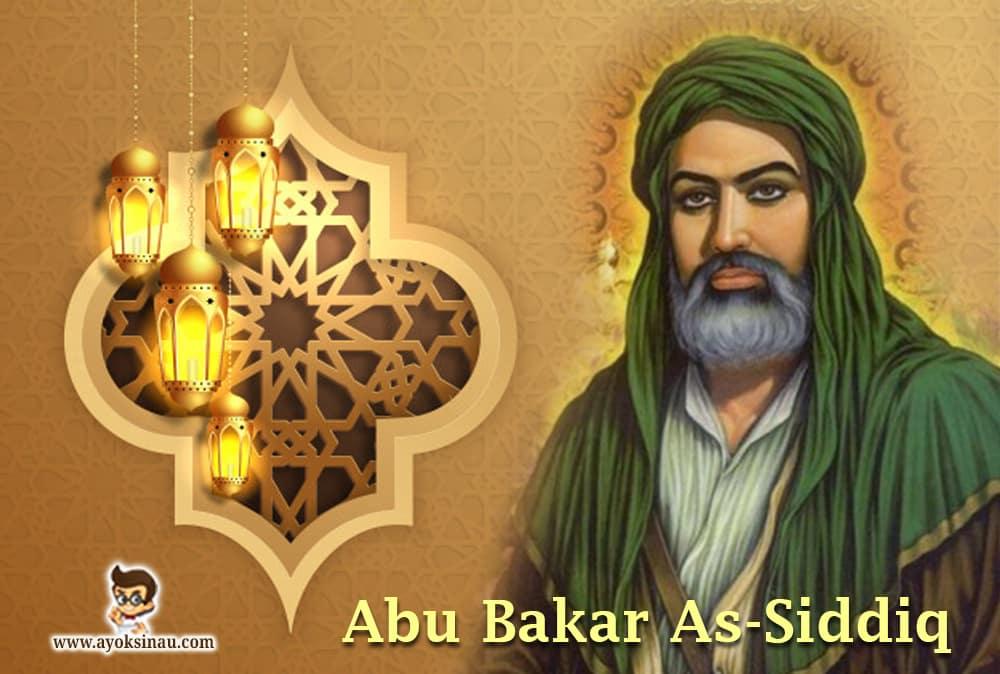 sejarah-Abu Bakar As-Siddiq