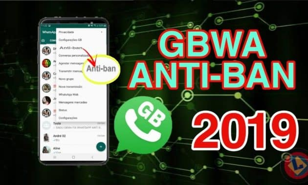GBWhatsapp-Anti-Banned