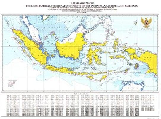 Perbatasan Laut Indonesia