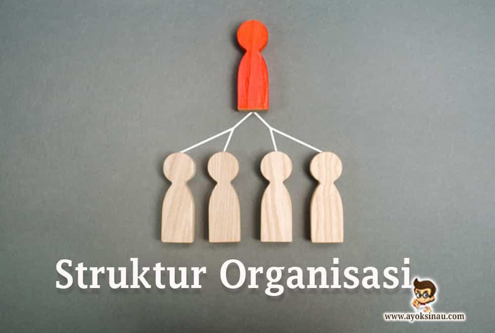 pengertian-struktur-organisasi